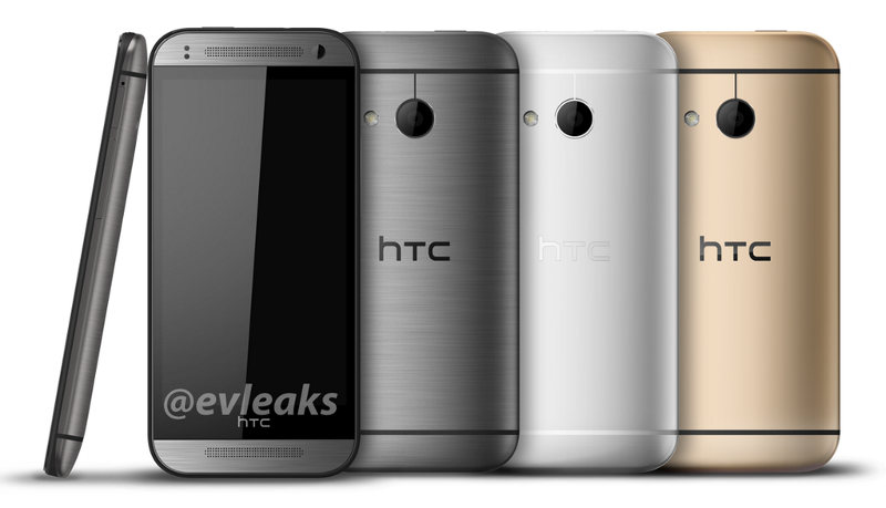 HTC One Mini 2, le leak