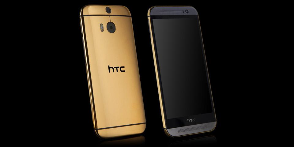 HTC One en or !