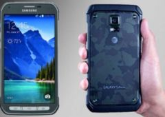 le galaxy s5 active devoile par une video de prise en main