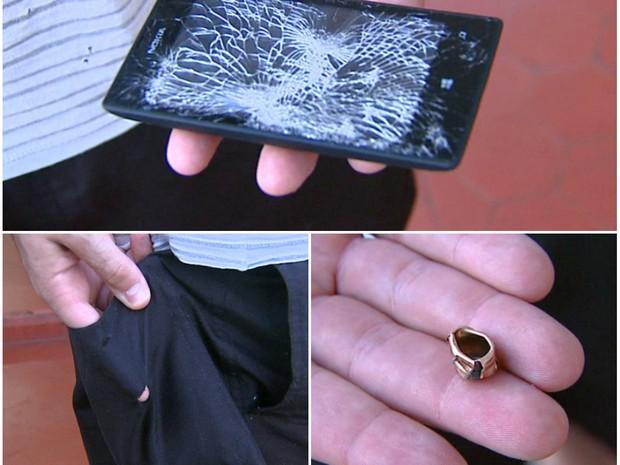 Un Nokia Lumia sauve un policier