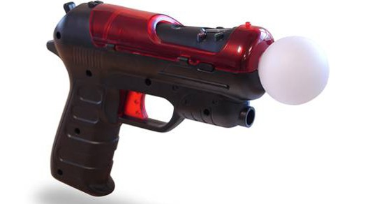 Pistolet PlayStation, braquage de bar-tabac