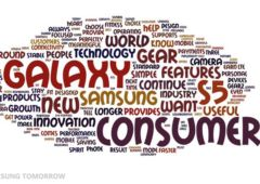 samsung s5 word cloud