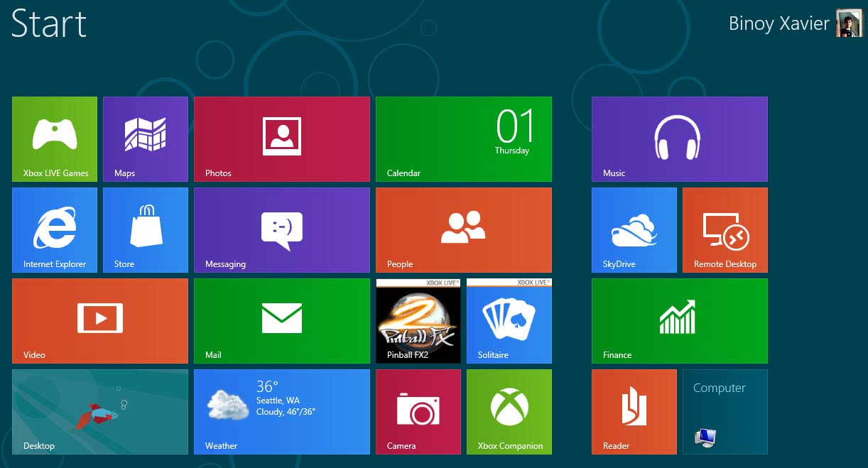 Windows 8, uodate 2