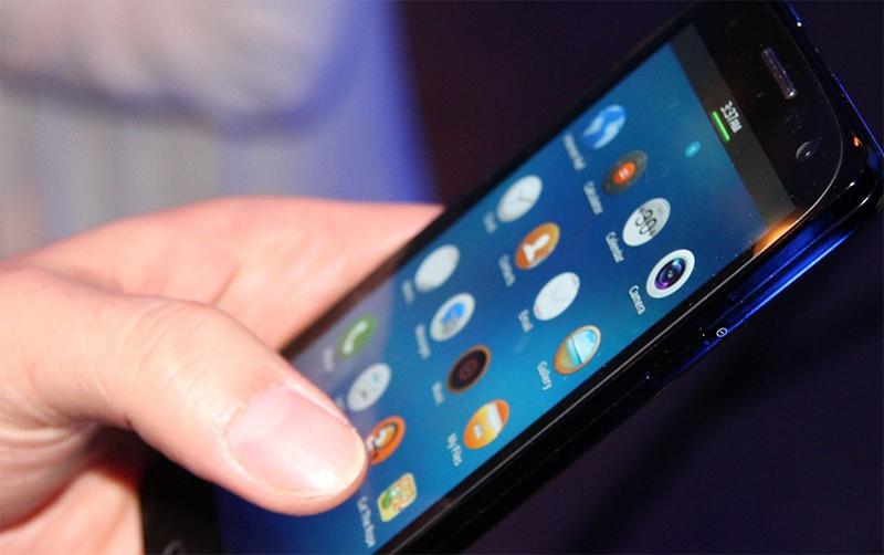 Galaxy S5 sous Tizen