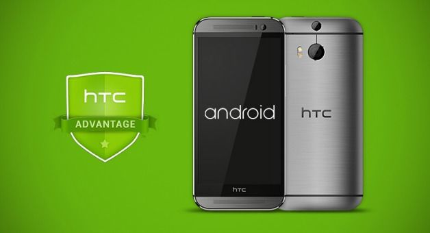 Mise à jour Android L HTC One M7 M8