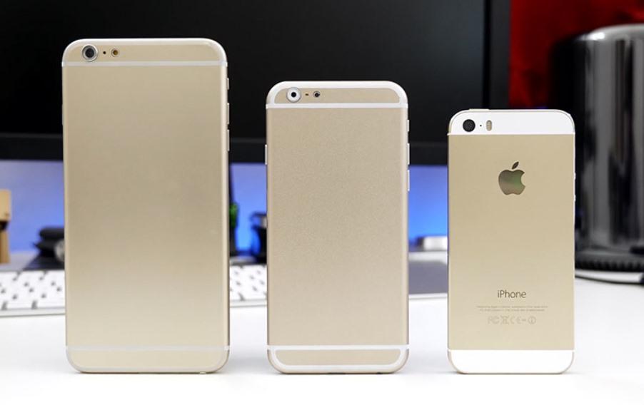 iphone 6 1 go de ram attendue et des ventes sup rieures l 39 iphone 5s. Black Bedroom Furniture Sets. Home Design Ideas
