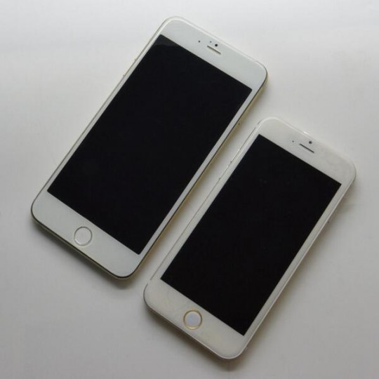 iphone6 phablette
