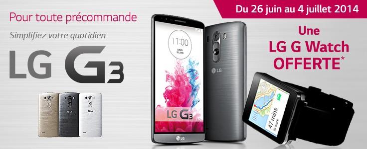LG g3 + lg g watch