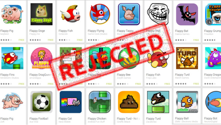 malware flappy play store