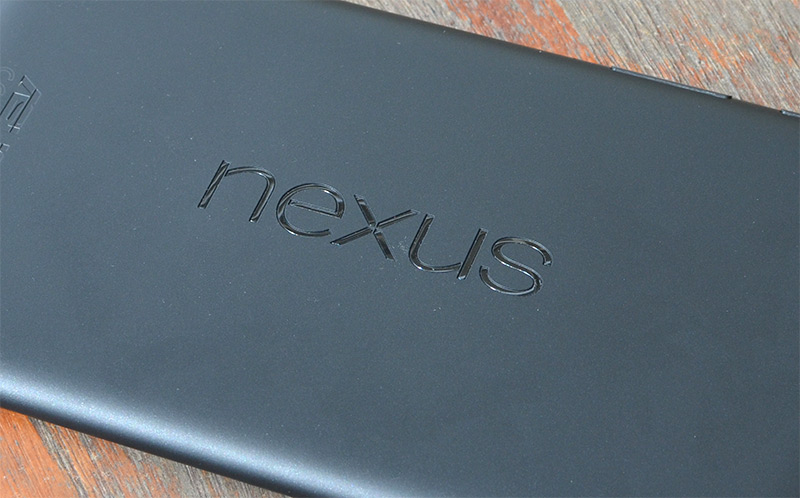 nexus 8 ecran 2K