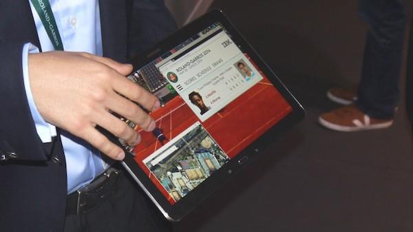 Samsung tablette 4K