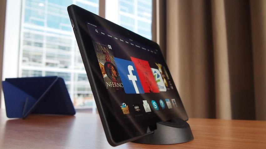 Amazon Kindle Fire HDX : nouvelle version avec Snapdragon 805