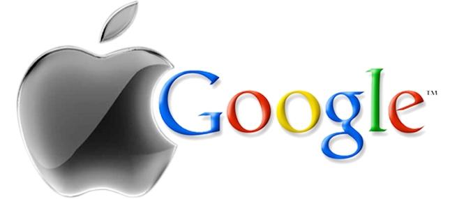 Apple Google gerer