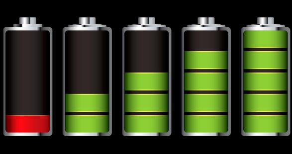 Smartphones : l'autonomie des batteries multipliée par deux grâce au lithium