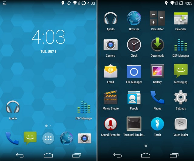 CyanogenMod : un Android open source est-il possible?