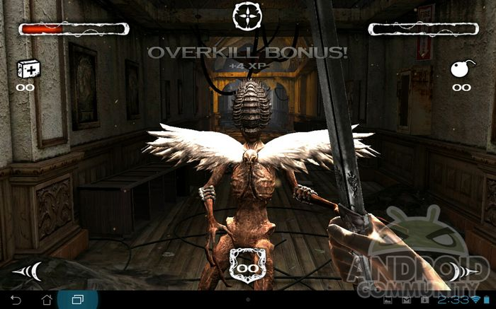jeux horreur Android