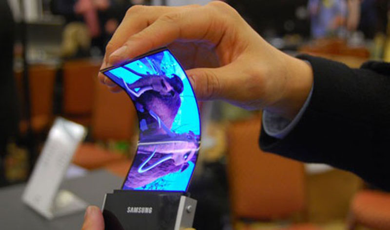 galaxy note 4 ecran flexible