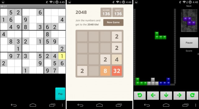 Jeux open source sous Android