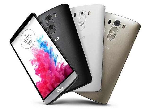 LG G3 absent classement antutu