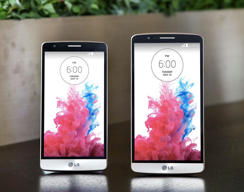 LG G3 S