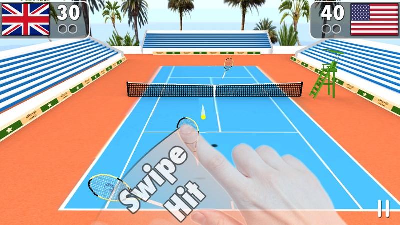 Stick Tennis : meilleurs jeux de tennis sur Android
