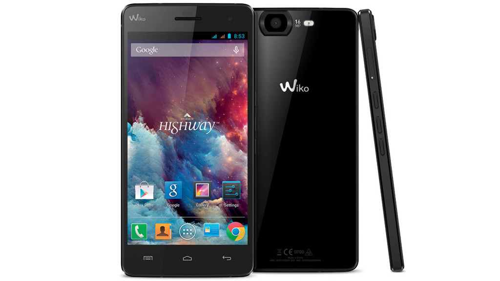 Wiko Highway : mise à jour vers Android KitKat 4.4
