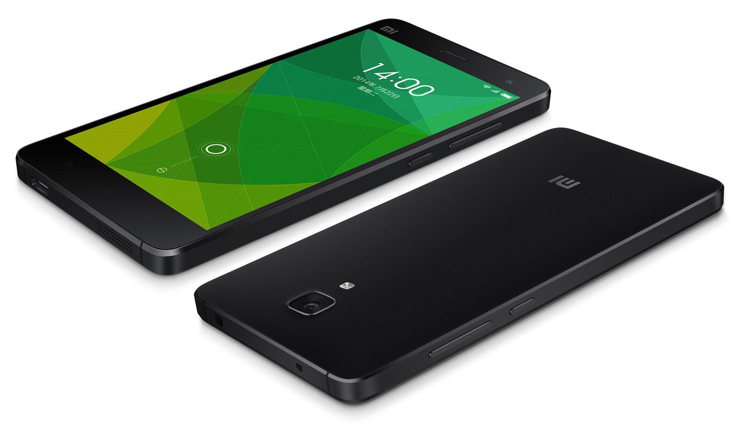 Xiaomi Mi4 benchmark