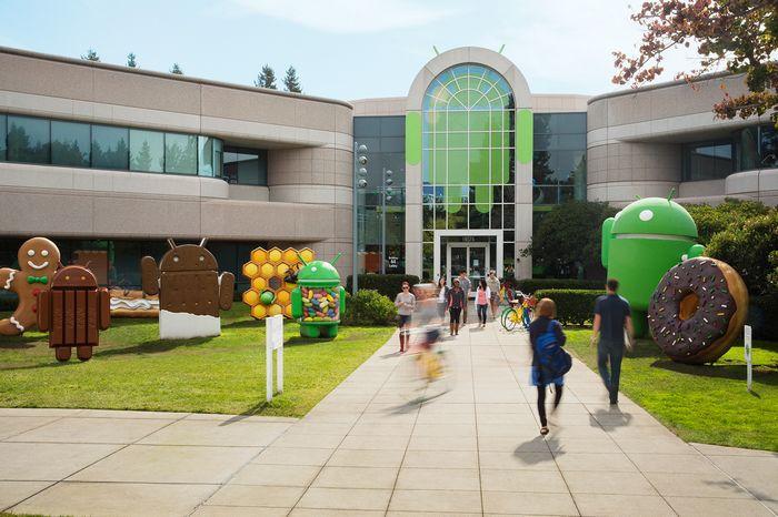 Android google offre un cours en ligne pour les d veloppeurs for Cours d architecture en ligne