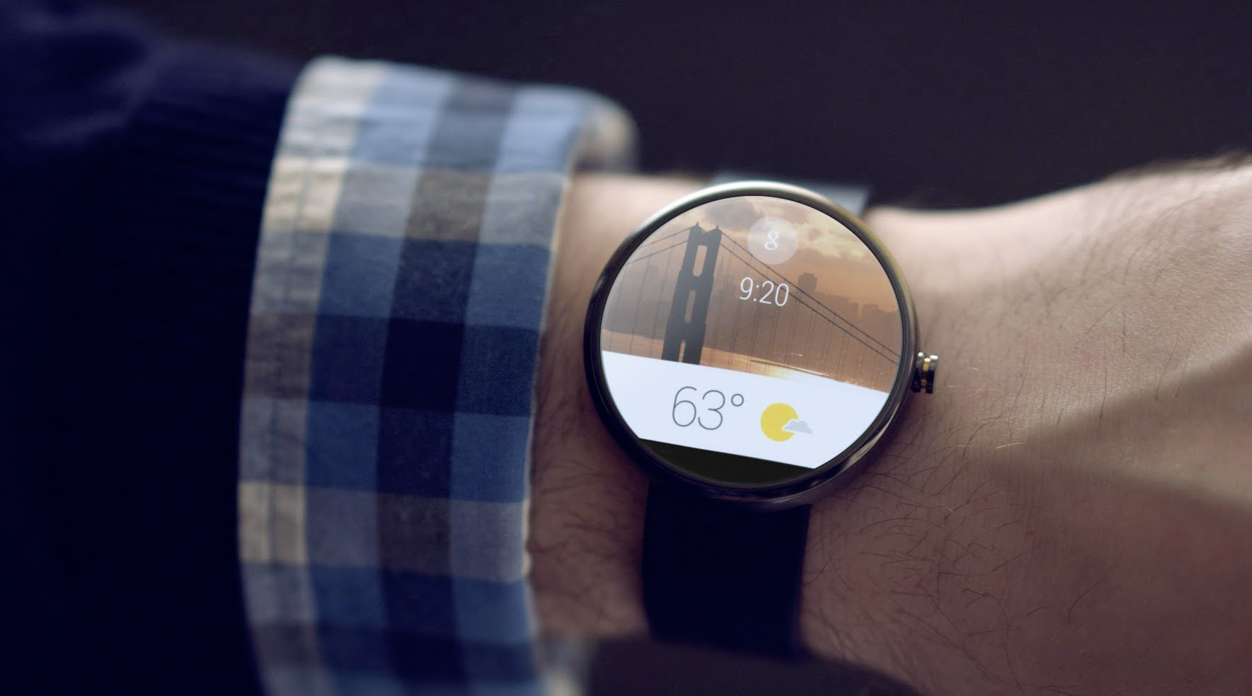 Android Wear domotique