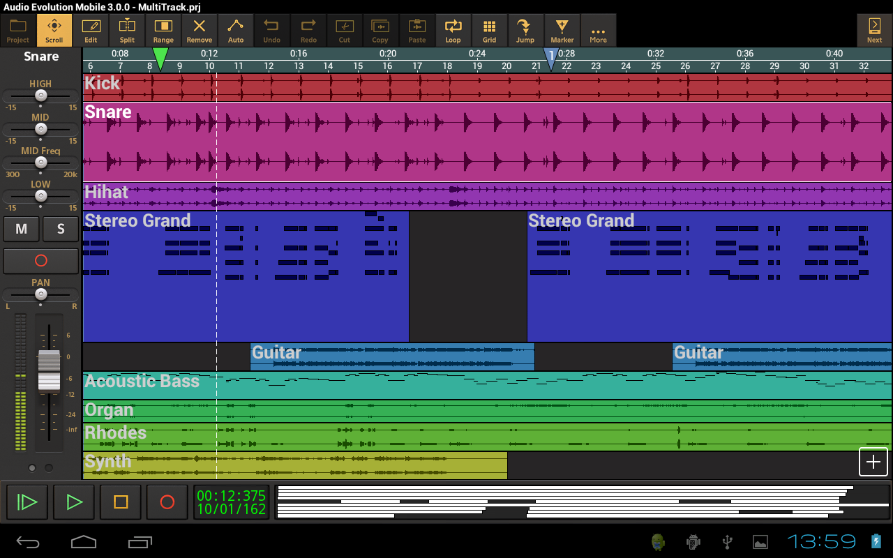 audio-evolution-mobile-app