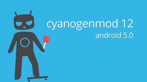 cyanogenmod 12 basé Android L