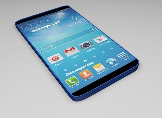 concept du Galaxy Note 4