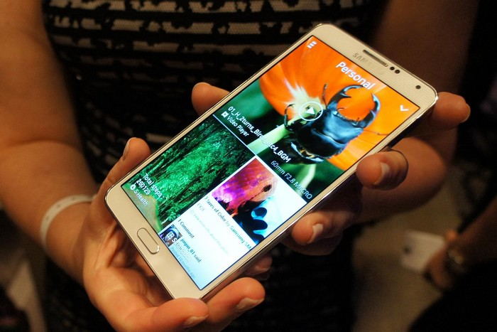 sondage Galaxy Note 4