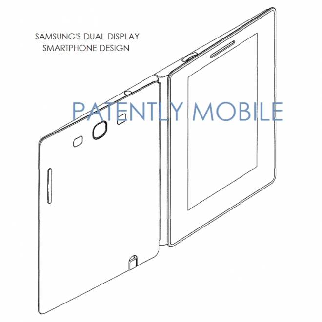 Galaxy Note 5 brevet