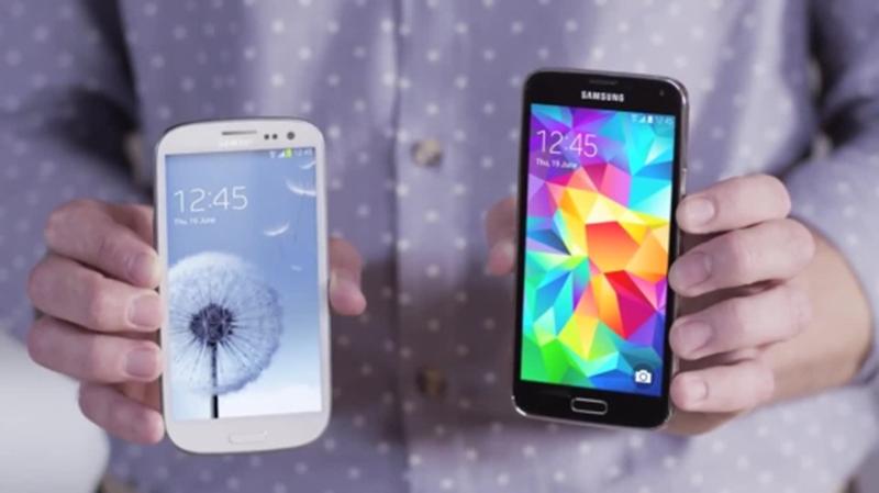 Galaxy S5 Galaxy S3 Samsung