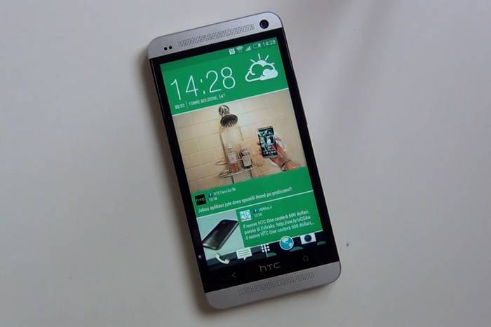 HTC One Mini Sense 6