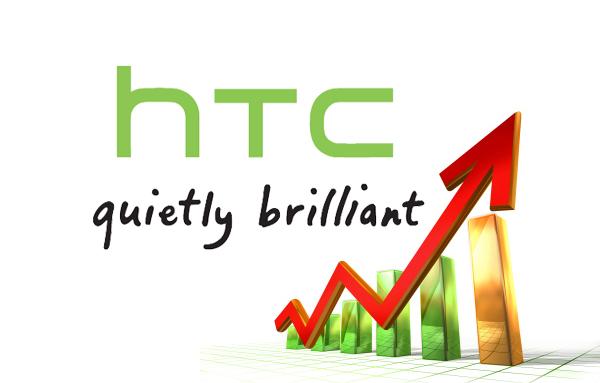 htc profits