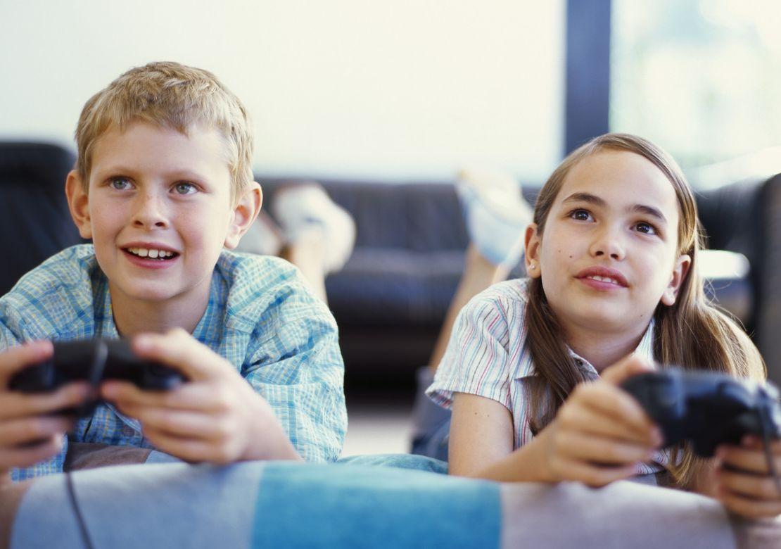 jeux vidéo enfants