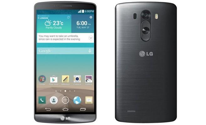 ventes du LG G3