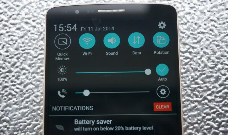 LG G3 tutos
