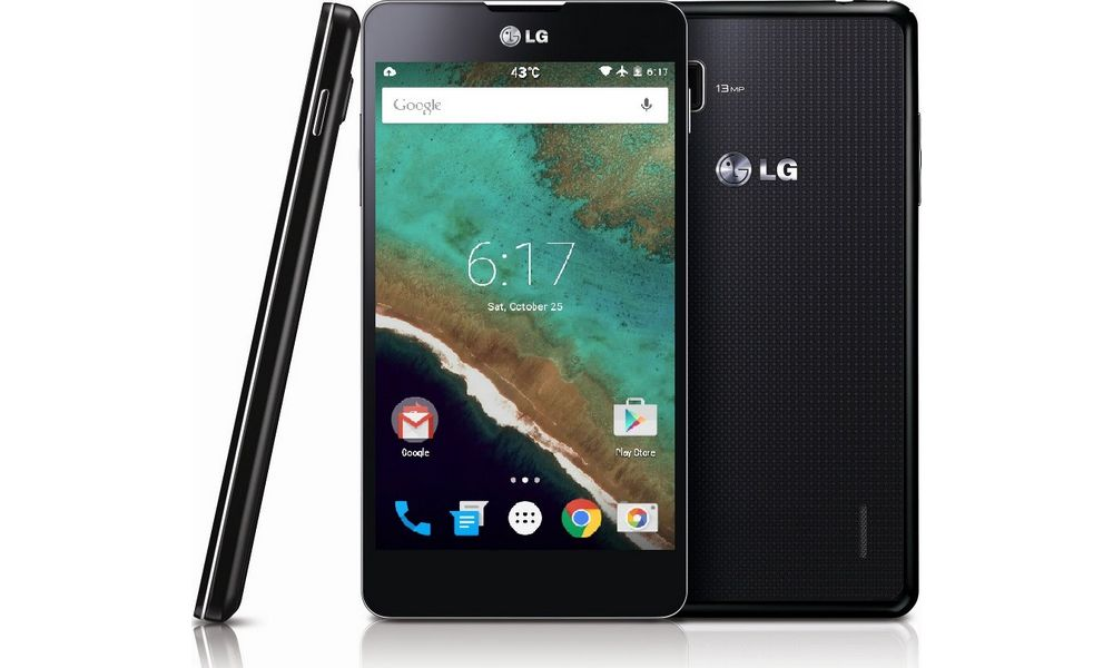 LG Optimus G Android L