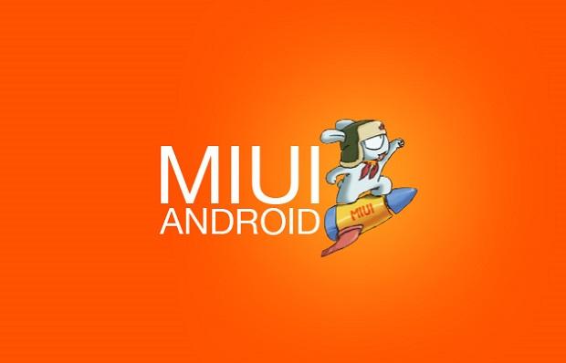 MIUI Xiaomi Mi4