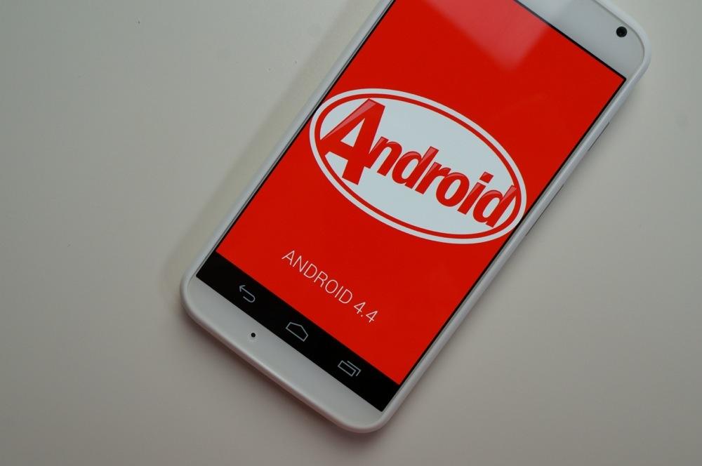 Moto X Android KitKat