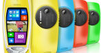 Nokia 3310 sous Windows Phone
