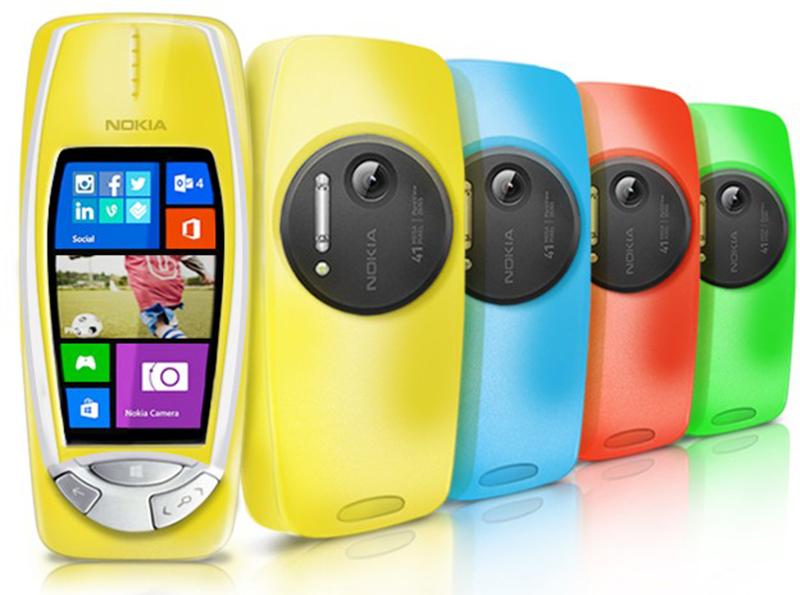 nokia 3310 windows phone
