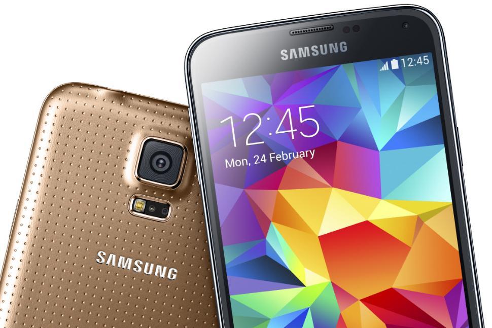 mise à jour Galaxy S5