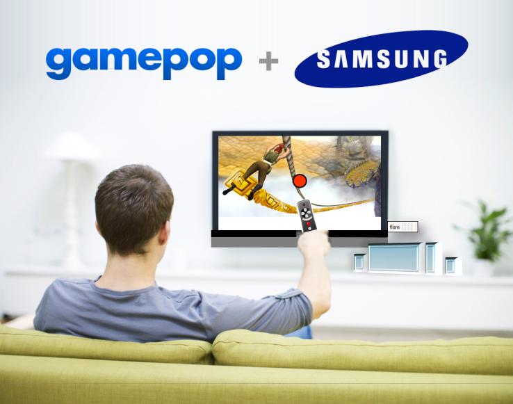 Samsung Gamepop