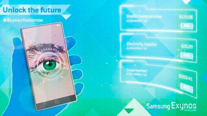 samsung scanner retinien