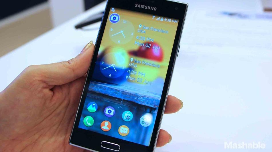 Samsung Z sous Tizen : lancement retardé en Russie