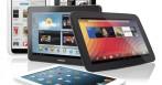 ventes tablettes